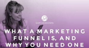 What a Marketing Funnel is, and Why You Need One